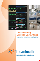 PDF Thumbnail for Understanding the Critical Care Areas
