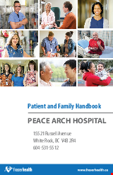 PDF Thumbnail for Patient and Family Handbook
