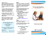 PDF Thumbnail for Home Care Nursing