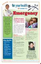 PDF Thumbnail for Emergency: Two Most Common Ailments for Children in the Winter Season - Poster