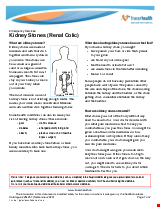 PDF Thumbnail for Kidney Stones (Renal Colic)