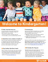 PDF Thumbnail for Welcome to Kindergarten