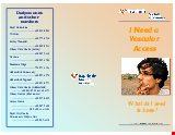 PDF Thumbnail for I Need Vascular Access