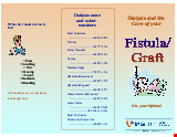 PDF Thumbnail for Dialysis and Care of Your Fistula/Graft