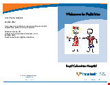 PDF Thumbnail for Welcome to Pediatrics