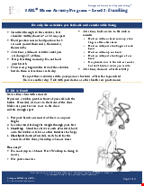 PDF Thumbnail for SAIL Home Activity Program – Level 2: Standing