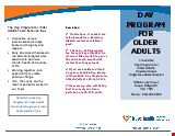 PDF Thumbnail for Day Program for Older Adults