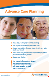 PDF Thumbnail for Advance Care Planning (large poster)