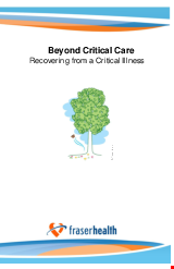 PDF Thumbnail for Beyond Critical Care - Recovering from a Critical Illness