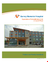 PDF Thumbnail for Laurel Place Patient and Family Handbook