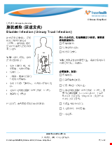 PDF Thumbnail for Bladder Infection (Urinary Tract Infection)