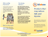 PDF Thumbnail for Products that may reduce falls and injuries