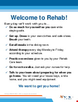 PDF Thumbnail for Welcome to General Rehab!