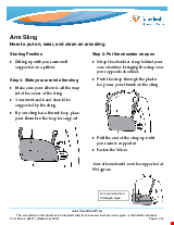 PDF Thumbnail for Arm Sling