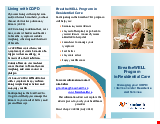 PDF Thumbnail for BreatheWELL Program in Residential Care