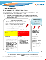 PDF Thumbnail for Your Shock Plan - How to deal with a defribrillator shock
