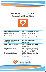 PDF Thumbnail for Heart Function Clinic