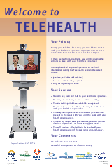 PDF Thumbnail for Welcome to Telehealth