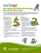 PDF Thumbnail for Live 5-2-1-0 Four Simple Guidelines for Raising a Healthy Children