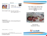 PDF Thumbnail for Your Baby's Development in the Neonatal Intensive Care Unit (NICU)