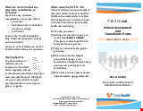 PDF Thumbnail for P.A.T.H. UNIT / Patient Assessment and Transition to Home