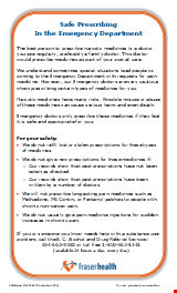 PDF Thumbnail for Substance Use: Safe Prescribing in the Emergency Department (Poster)