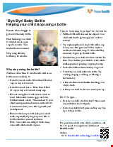 PDF Thumbnail for Bye Bye Baby Bottle