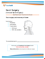 PDF Thumbnail for Neck Surgery  (Cervical Spine Surgery)