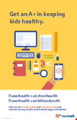 PDF Thumbnail for School Health Resource