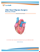 PDF Thumbnail for After Heart Bypass Surgery