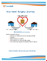 PDF Thumbnail for Your Heart Surgery Journey