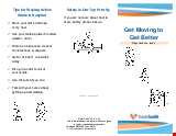 PDF Thumbnail for Get Moving to Get Better
