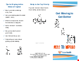 PDF Thumbnail for Get Moving to Get Better Move to Improve