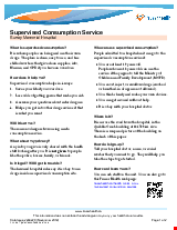 PDF Thumbnail for Substance Use: Supervised Consumption Service