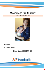PDF Thumbnail for Welcome to the Nursery