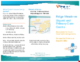 PDF Thumbnail for Ridge Meadows Urgent and Primary Care Centre