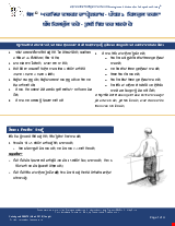 PDF Thumbnail for SAIL Home Activity Program – Level 3: Moving