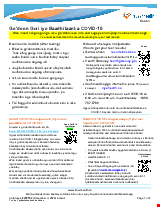PDF Thumbnail for COVID-19: Home Isolation and COVID-19 Testing