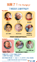 PDF Thumbnail for I'm Hungry! Get to know your baby's hunger signs