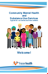 PDF Thumbnail for Community Mental Health and Substance Use Services: A guide for our clients and their families