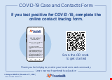 PDF Thumbnail for COVID-19 Case and Contacts Form postcard