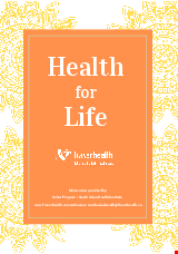 PDF Thumbnail for Health for Life